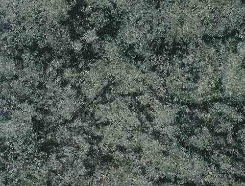 Lardit granit afrique du sud vert olive for Plan de travail vert